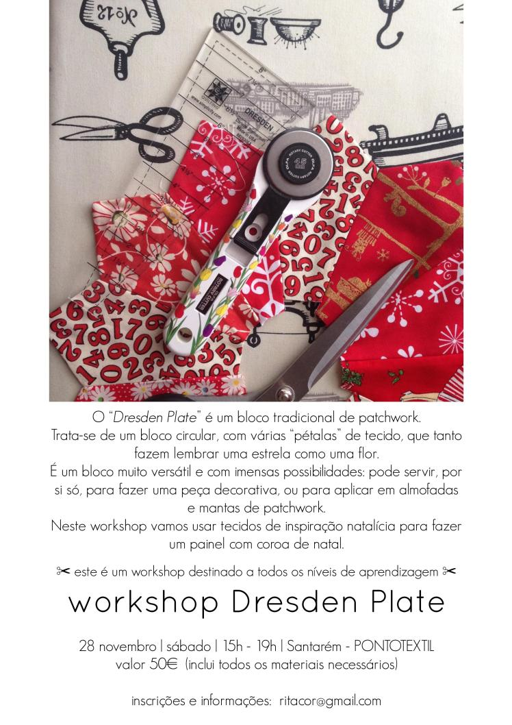 Workshop Dresden Plate