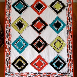twin quilt squares