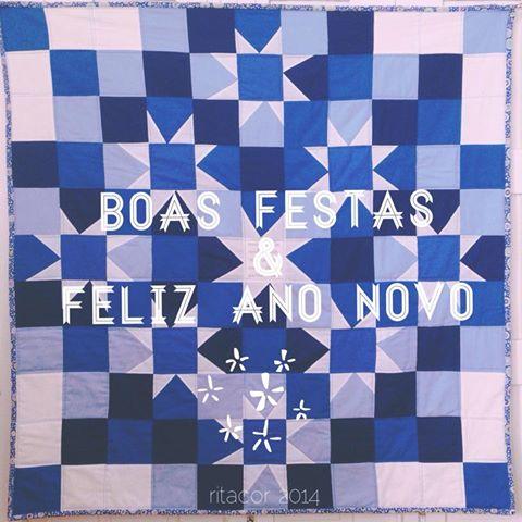 BOAS FESTAS RITACOR