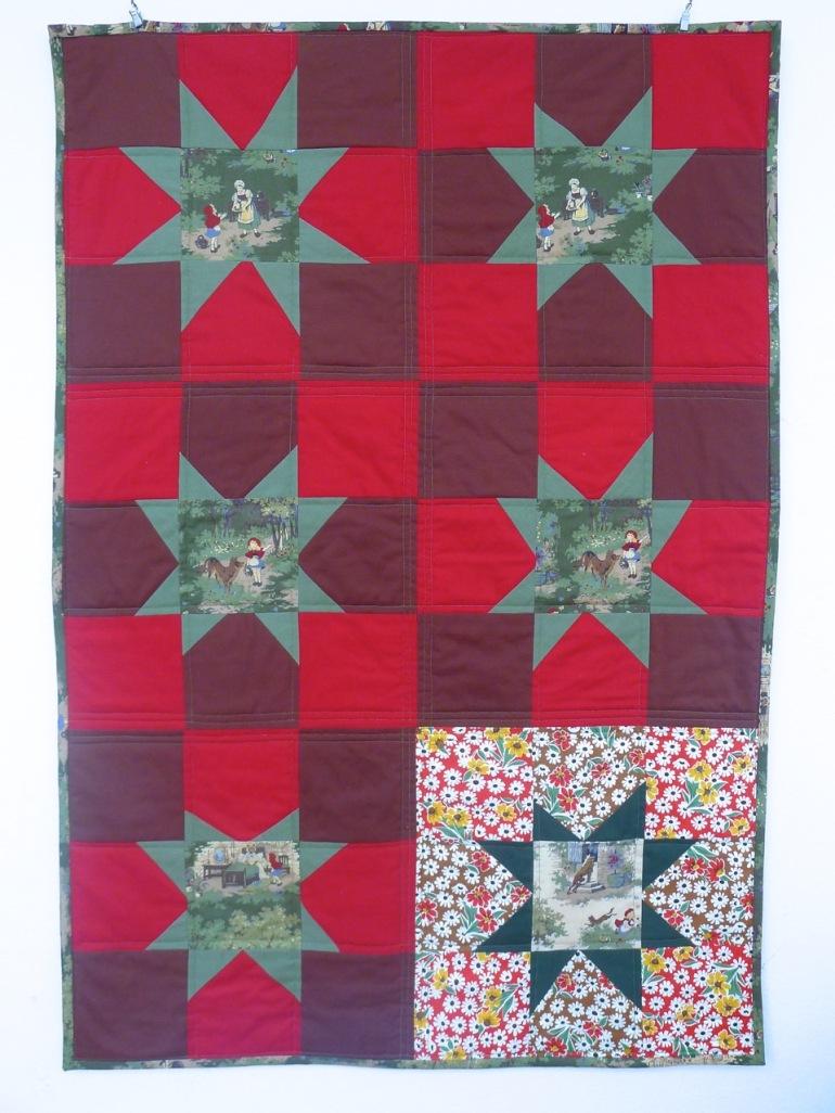 capuchinho - estrelas