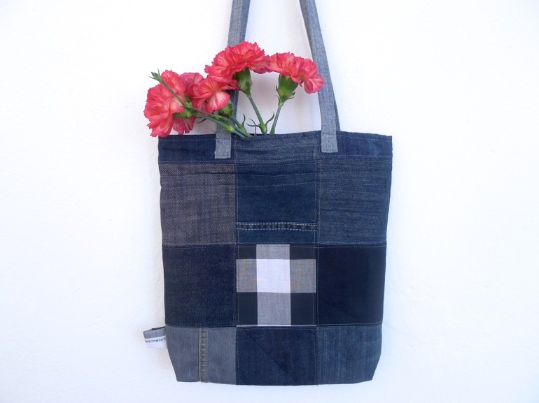 saco patchwork ritacor