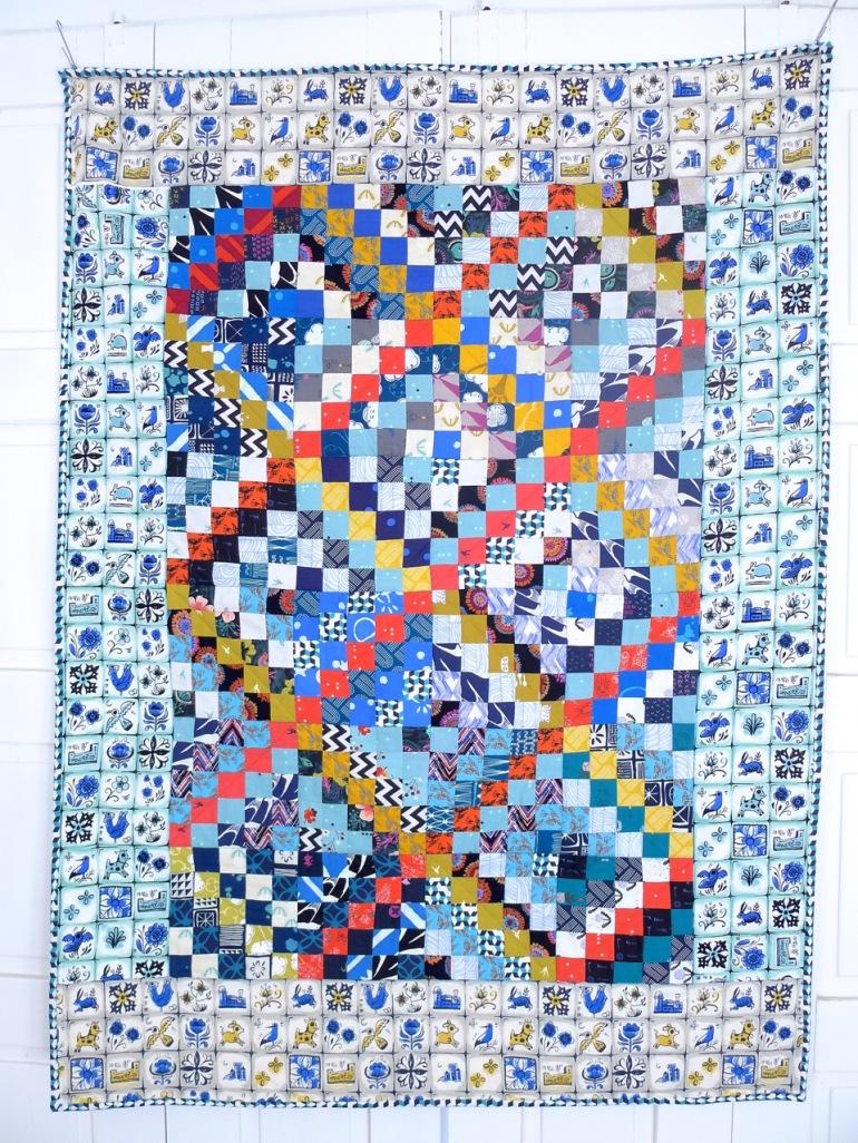 viagem à volta do mundo em azulejos
