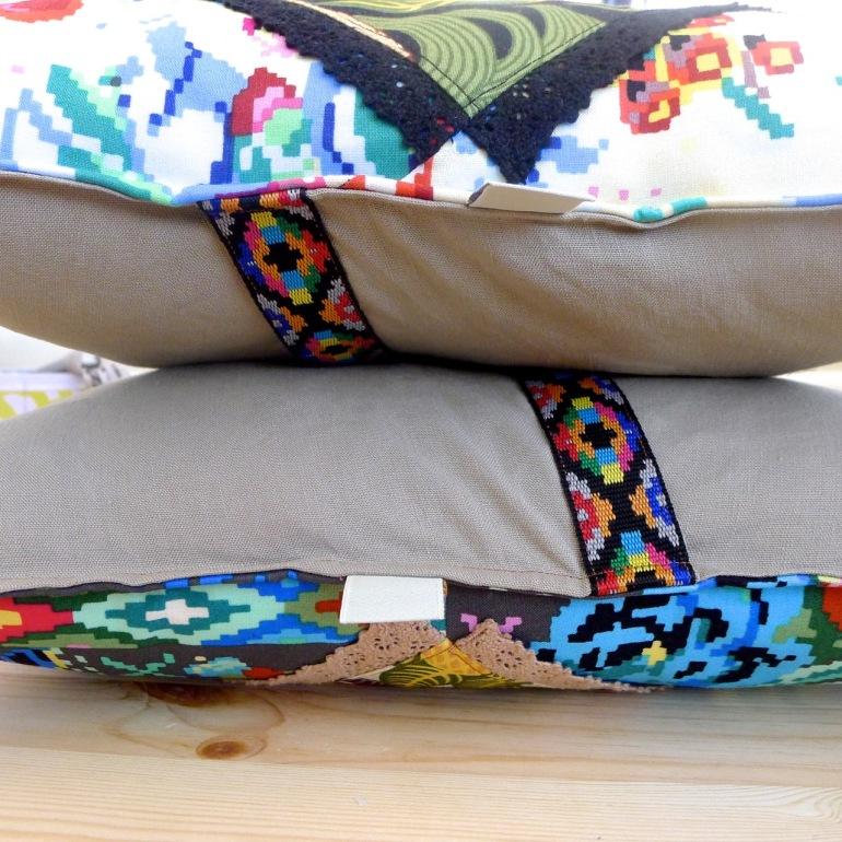 almofadas Jardim Frida