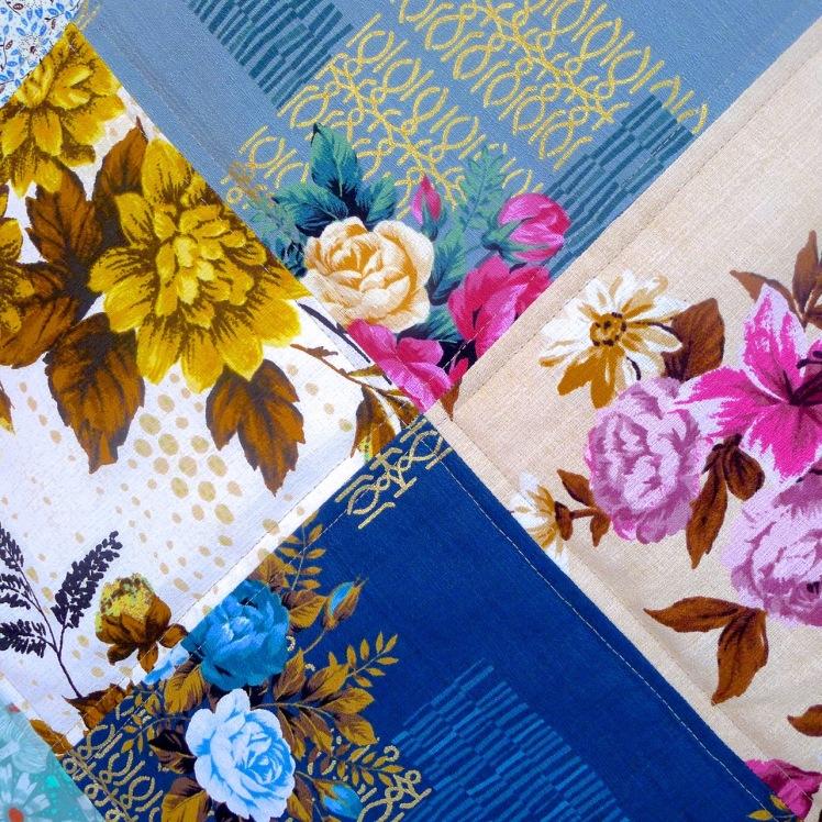 *vintage flowers*