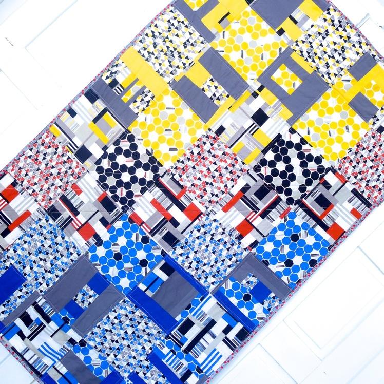 Bauhaus Quilt