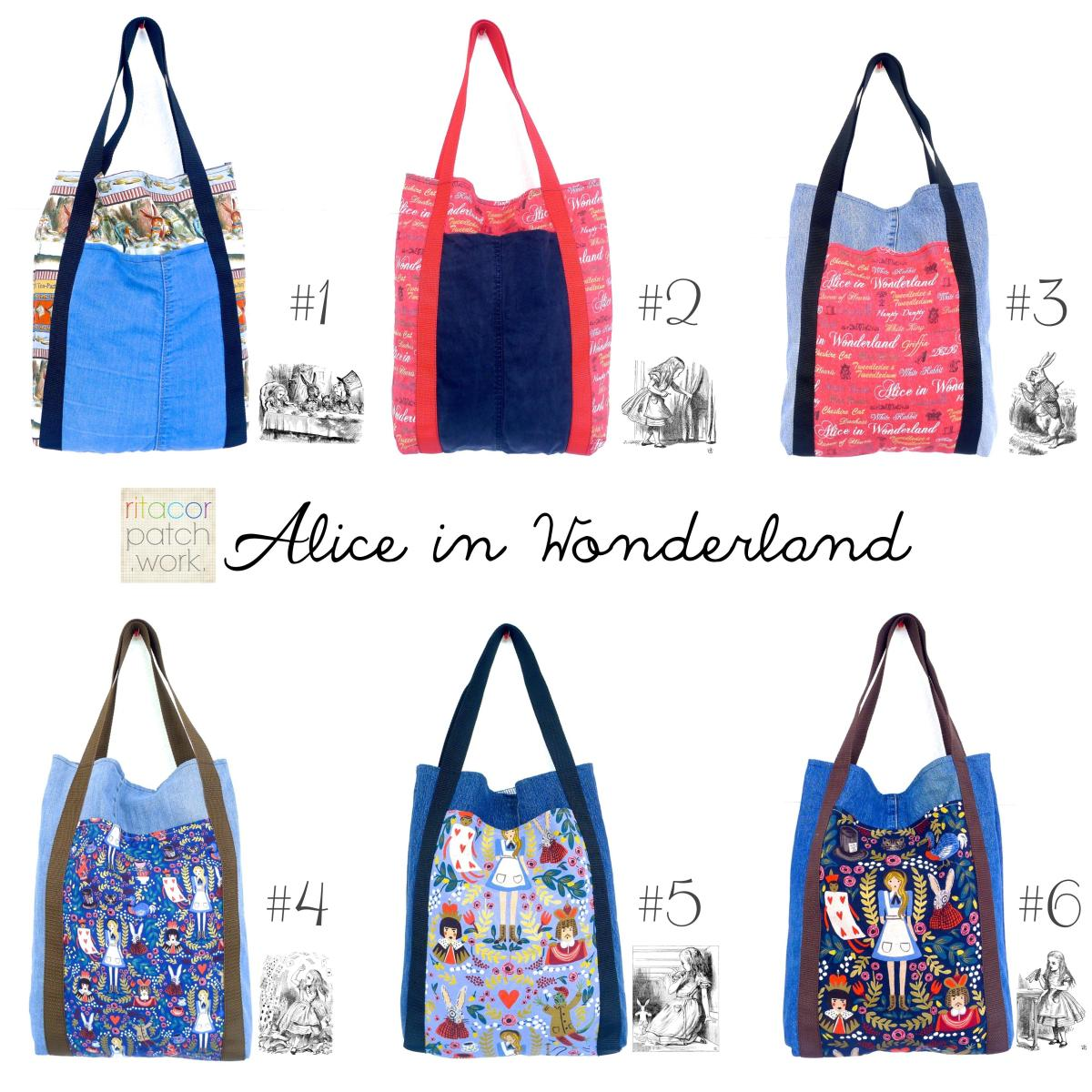 "Sacos ""Alice"""
